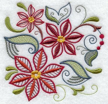 Machine Embroidery Designs at Embroidery Library! - Color Change - E7935