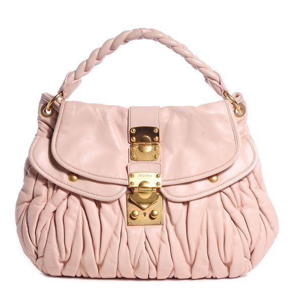 Miu Miu Matelasse Coffer Hobo Bag- Used *Actual Pictures Coming Soon!* Miu Miu Bags Hobos