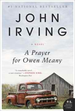 A Prayer for Owen Meany : one of my very favorite novels. (LOVE that a stranger I follow randomly just pinned this when just today I had the thought that I want to reread it.)