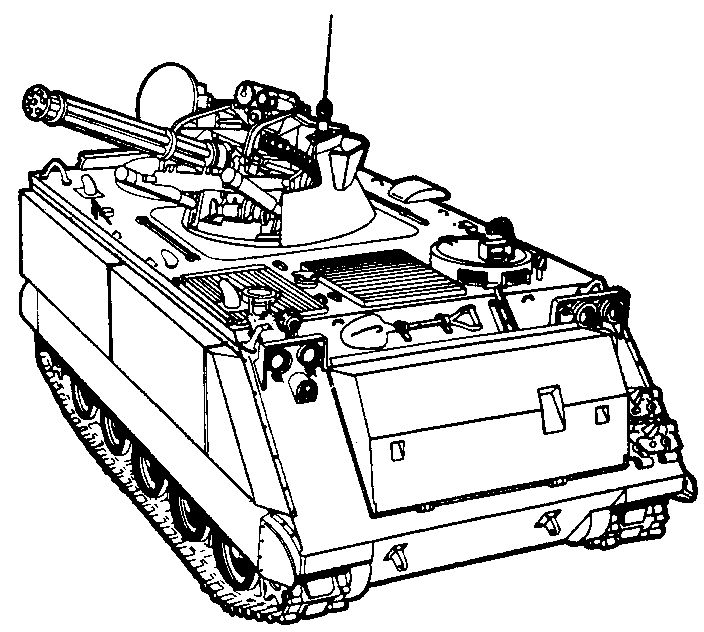 Too Bad The M163 Ada Vulcans Were Not Transferred To U S Army Light
