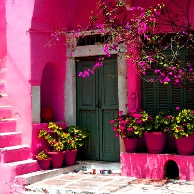 Colours #pink #summer
