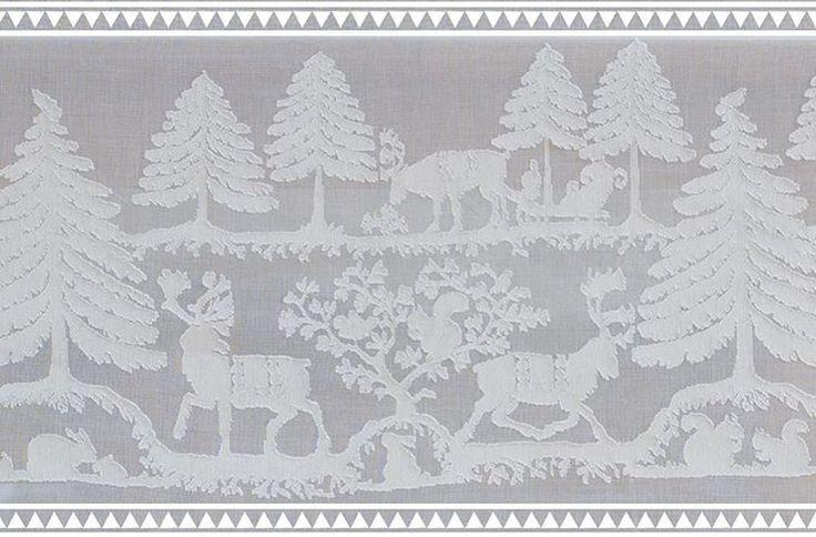 кружевные #скатерти с зимней тематикой @mybtextiles1900 #Galleria_Arben #decoration #interiors #tablecover #lace
