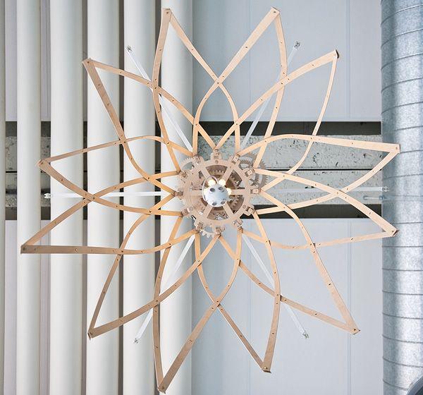 Dutch Design Studio Joonu0026Jung Has Designed This Versatile Hanging Lamp  Called The Living Light.