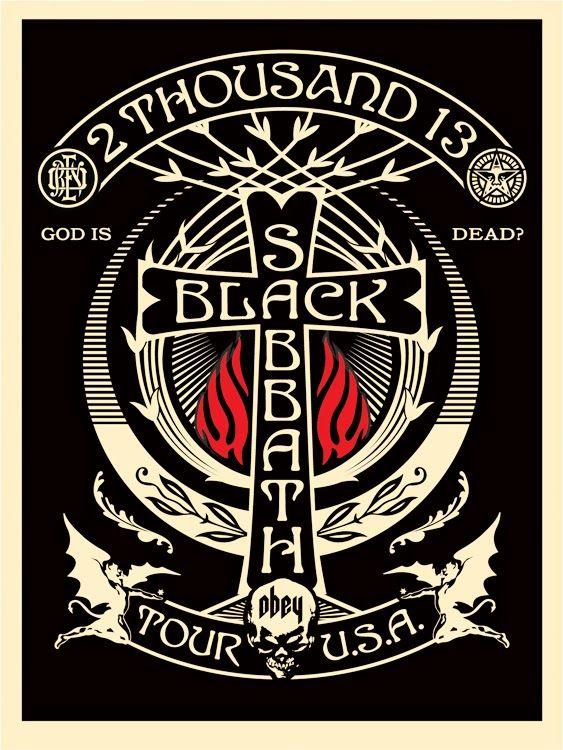 Black Sabbath ~Via José Mário Breseghello