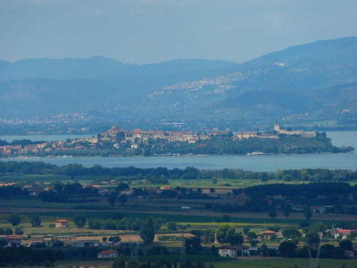Castiglione del Lago my hometown