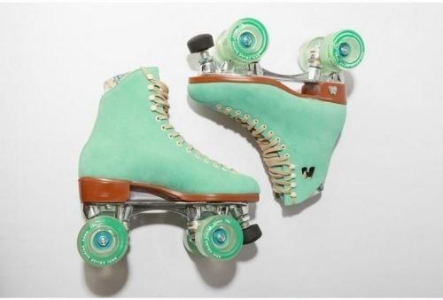 Rollers verde agua!