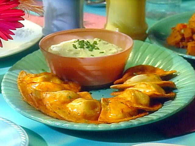 Get this all-star, easy-to-follow Buffalo Pierogis recipe from Sara's Secrets.