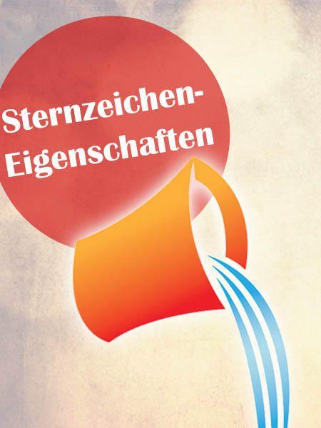 Sternzeichen-Eigenschaften: Alles über das Sternzeichen Wassermann - 21.01. bis 19.02.