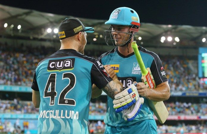 Adam Gilchrist Lauds Chris Lynn For Hitting a Century of Sixes