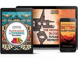 The Vedda Blood Sugar Remedy is a new guide by Michael Dempsey that promises to help people lower and regulate their blood sugar naturally. This post at onecarenow.org explains more about the guide and its pros & cons...