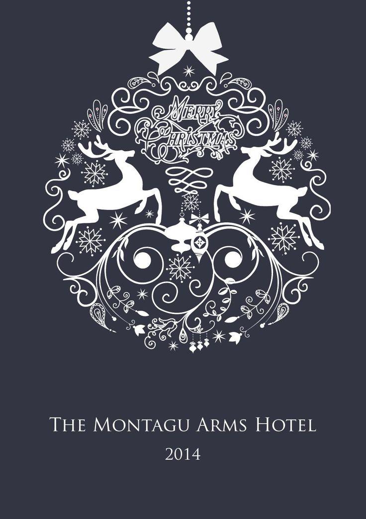Montagu Christmas Brochure 2014