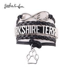 Yorkshire Terrier Bracelet  SALE PRICE$15.95