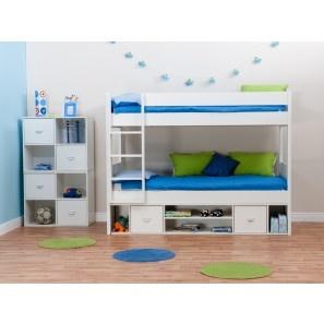 Stompa Uno Bunk Bed - Non Storage