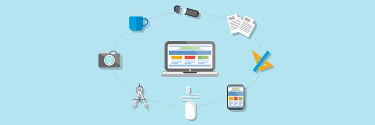 Wat zijn de webdesign trends in2016? - Blog | grafische vormgeving, webdesign