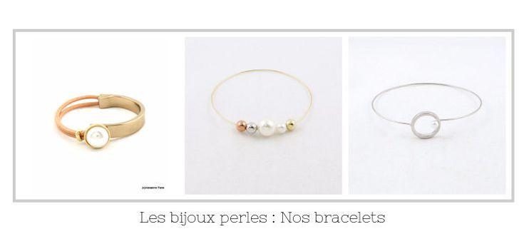 Coup de cœur pour les bracelets perles Alexanne Paris ! Eshop de bijoux fantaisie