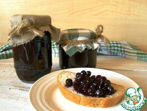 Варенье из черноплодной рябины (аронии) с кабачком - кулинарный рецепт