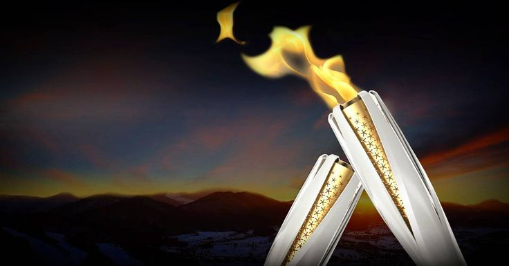 """Let everyone shine! The Pyeongchang 2018 Torch Relay ..."