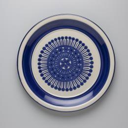 Dinner plate, stoneware, made by Nagoya Shokai, Japan, c.1980 - Powerhouse Museum Collection
