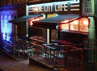 The City Cafe, Edinburgh. The best breakfast ever!