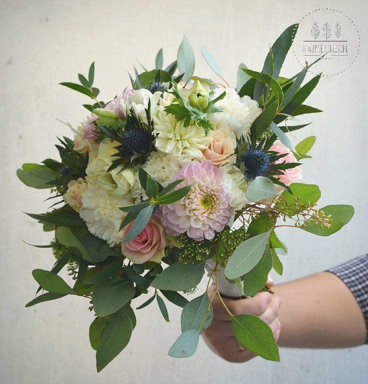 Bukiet ślubny Sylwii 💜💐  #wedding  #wesele #slub #bouquet #bukiet #dekoracje #summer #lato #gray #blue #pink #white  #love #nature #inspiration #september #decoration #nature #withlove  #flowers  #kwiaty #instagood #beauty #photoftheday #followme #ilovemywork