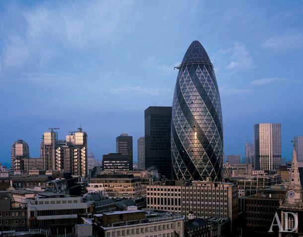 Лондон, Великобритания Архитектор Норман Фостер
