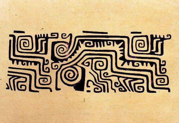 """Sellos Jama Coaque """"Los sellos son piezas de cerámica (barro cocido), en forma cilíndrica y plana, de diferentes tamaños que fluctúan entre 16cm. de alto y 4 cm. de ancho hasta 2cm. de alto y 1cm. de ancho; con dibujos en relieve y la superficie completamente lisa."""