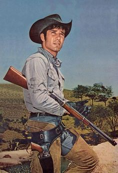 """The star of two classic Western TV series, """"Laramie"""" and """"Wagon Train,"""" actor…"""