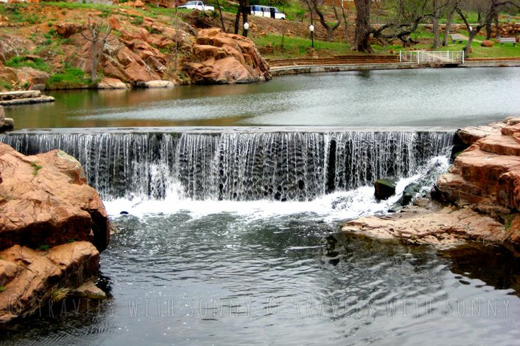 One of my favorite places to visit in OK. Medicine Park, Oklahoma, it's between Altus and Lawton, OK ~Angelique M.