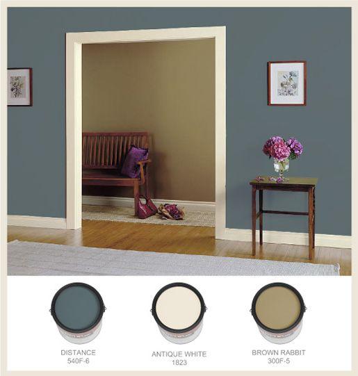 27 best images about hallway paint schemes on Pinterest ...