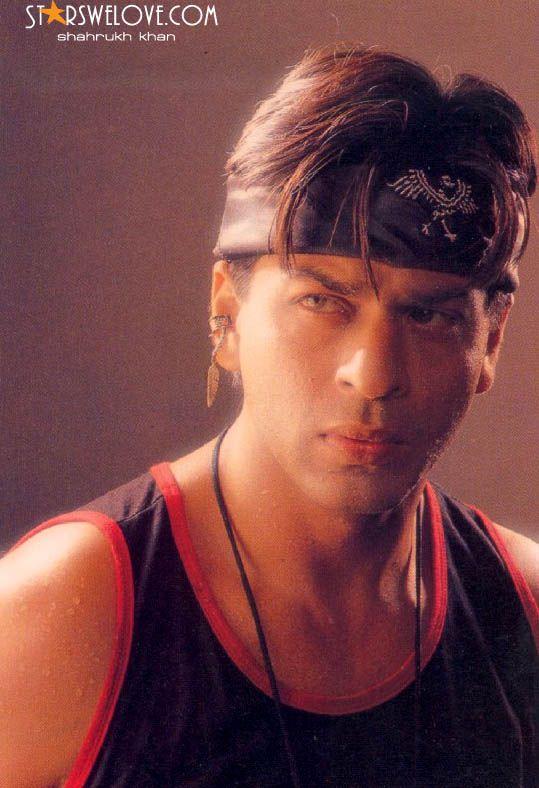 Shah Rukh Khan in Josh