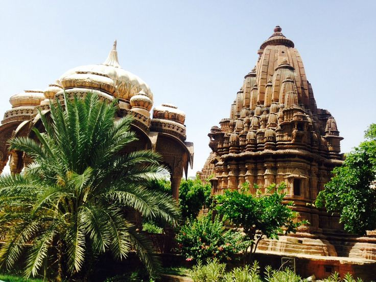 Mandore temple in Jodhpur.