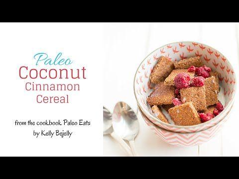 Coconut Cinnamon Cereal - Paleo Recipes, Gluten-free Recipes and Grain-free Recipes