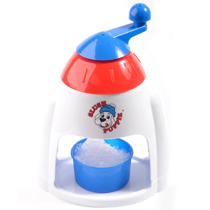 how to make your own slush puppy