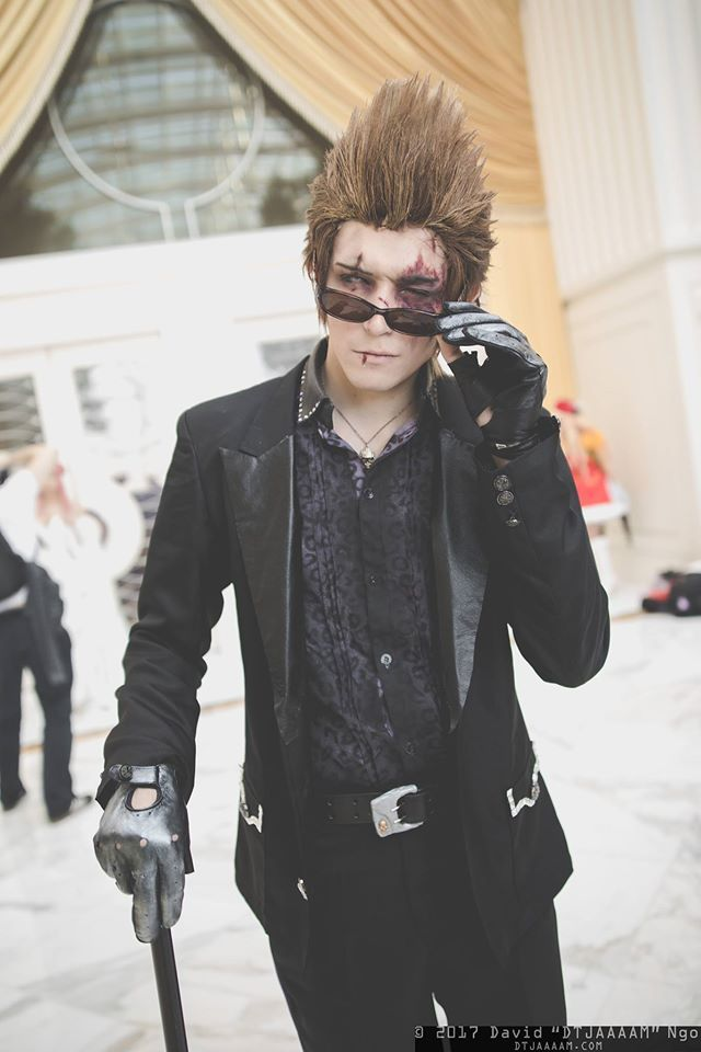 My Ignis Scientia Cosplay from Final Fantasy XV! [Spoilers!]