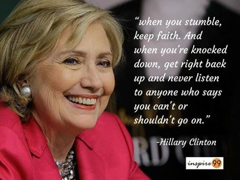 The 25 best Hillary clinton quotes ideas on Pinterest