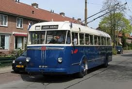Trolleybus Arnhem geitenkamp