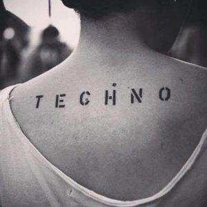 techno music tattoo ideas