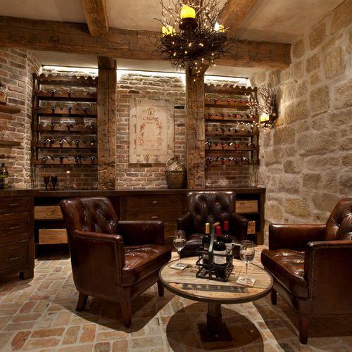 Wine Cellar Design Ideas, Remodels & Photos
