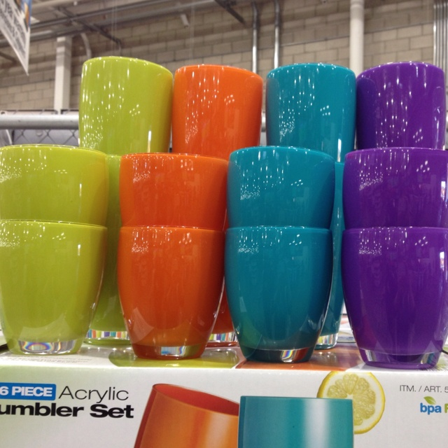Cute Tumblers From Costco Products I Love Pinterest