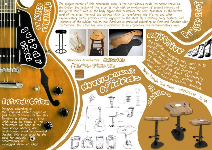 Furniture Design Presentation Board product design presentation boards - google search | presentation