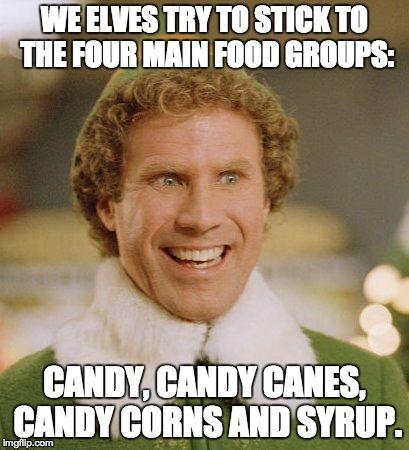 Buddy The Elf Meme Generator - Imgflip   Ho Ho Holiday ...