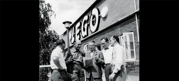 Grupo Lego comemora o seu 80º aniversário