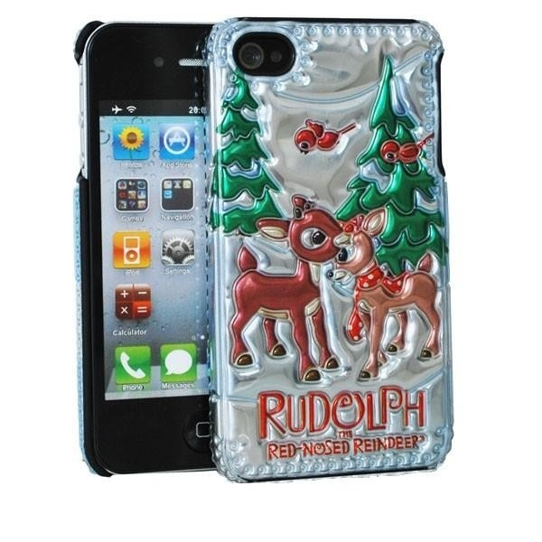 iPhone deksel - Rudolph The Red Nosed Reindeer