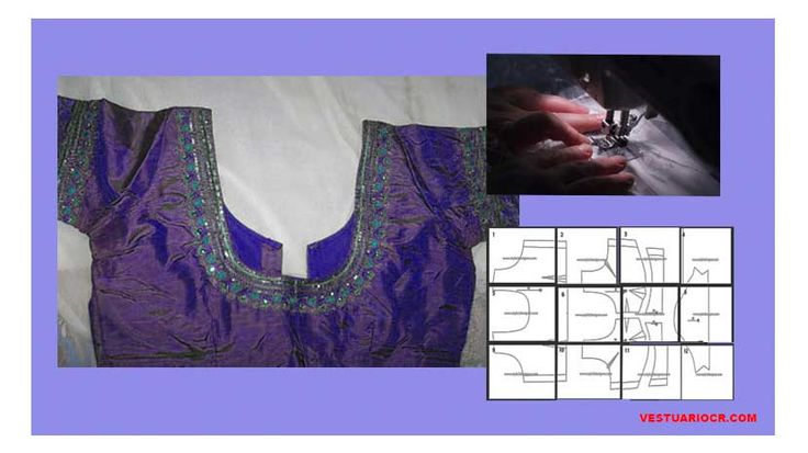 M s de 25 ideas incre bles sobre blusa sari en pinterest for Disena tu casa gratis