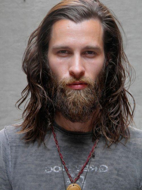 Fantastic 1000 Ideas About Long Hair Beard On Pinterest Beard Man Short Hairstyles For Black Women Fulllsitofus
