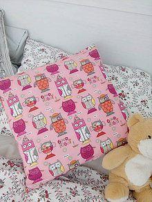 Úžitkový textil - Dobrú noc a sladké sny. - 7913786_