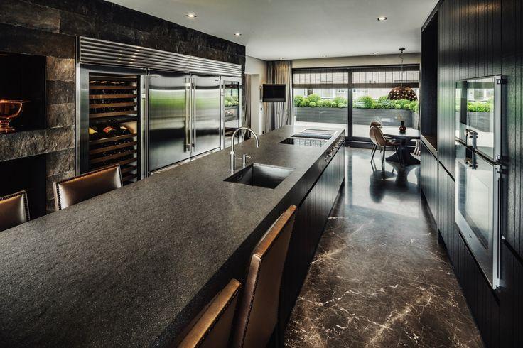 Private Residence / Kitchen / Barletti / Eric Kuster / Metropolitan Luxury