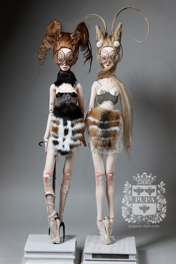 ★ ✯✦⊱♔ ❤️ ♔⊰✦✯ ★ PUPA LA ROUX   Doll*icious~Enchanted Dolls ★ ✯✦⊱♔ ❤️ ♔⊰✦✯ ★