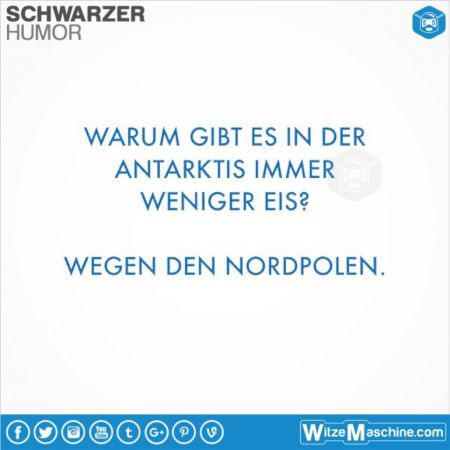Schwarzer Humor Witze Sprüche #218 - Polenwitze - Klimawandel
