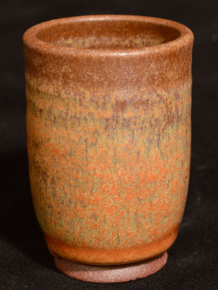 143 best coyote glazes images on pinterest for Clay pot painting techniques